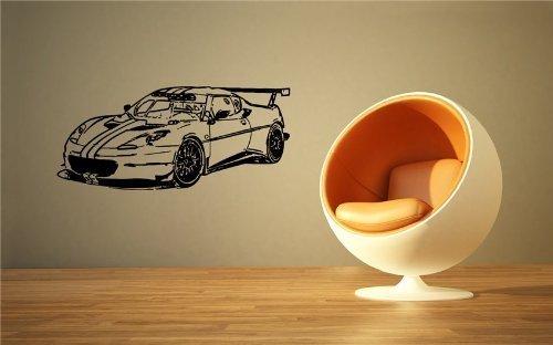 lotus-evora-race-f1-car-cute-design-wall-vinyl-sticker-decals-art-mural-a87