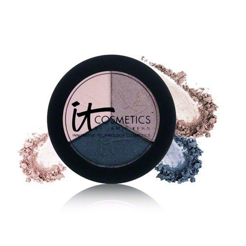 IT Cosmetics Luxe High Performance Eyeshadow Trio 0.1 oz. by IT Cosmetics