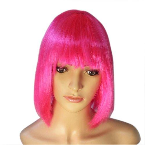 bob-peluca-rosa-pelo-corto-accesorio-practico-para-fiesta-cosplay-disfraces