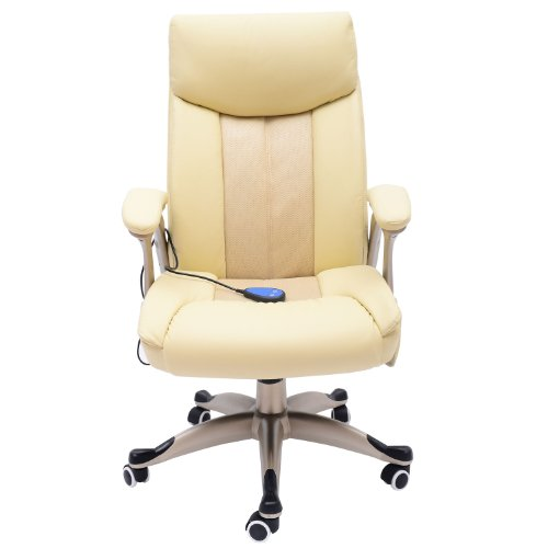 Ismshidero chaise de bureau pivotante fauteuil direction de massage lectriq - Chaise massage electrique ...