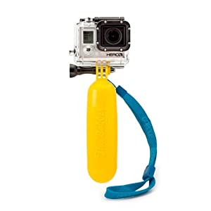 The Bobber - Floating Hand Grip for GoPro® HERO Cameras