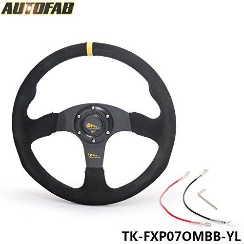 skyram-tm-autofab-14-pulg-350-mm-universal-volantes-om-volante-de-cuero-de-gamuza-tk-fxp07ombb-yl