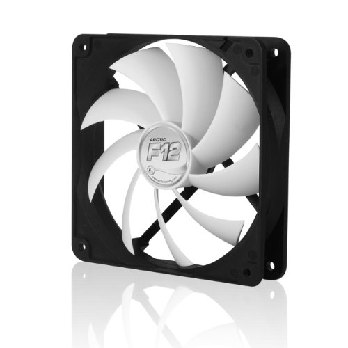 Arctic Cooling AFACO-12000-GBA01 - ARCTIC 120MM CASE FAN F12 (Arctic Cooling F12 compare prices)