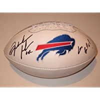 Fred Jackson Buffalo Bills Signed Autographed Football Comes with Coa