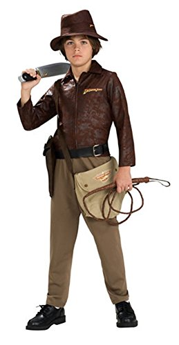 Boys - Indiana Jones Dlx Tween Halloween Costume - Most Teens