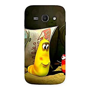 Naughty Cartoon Friends Back Case Cover for Galaxy Ace 3