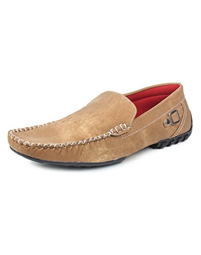 Pede Milan Loafers 544 Suede Leather for Men
