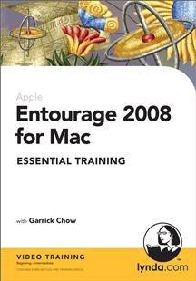 Entourage 2008 For MAC Essentials