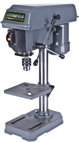 Genesis GDP500 5-Speed Drill Press, 8-Inch