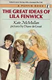 The Great Ideas of Lila Fenwick (0140324992) by McMullan, Kate