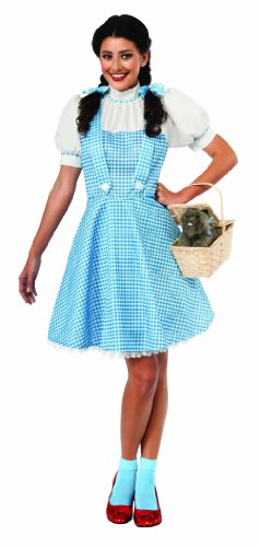 Rubie's Costume Wizard Of Oz Adult Dorothy Dress