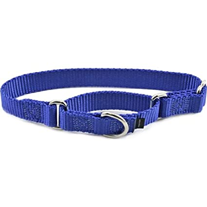 0d09544694 This premier pet collar offers the features and control of a choke collar,  but with an added softness. There are no buckles for your canine to slip  out of ...