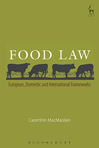 Food Law: European, Domestic and International Frameworks