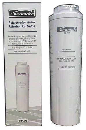 Kenmore Refrigerator Replacement Water Filter 46 9006 (Sears Kenmore Water Filter compare prices)