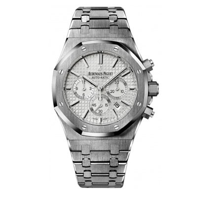 Audemars Piguet Royal Oak Men's Chronograph Watch - 26320ST.OO.1220ST.02