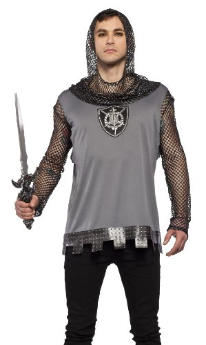 Lip Service Mens Sexy Medieval Knight Historical Halloween Costume