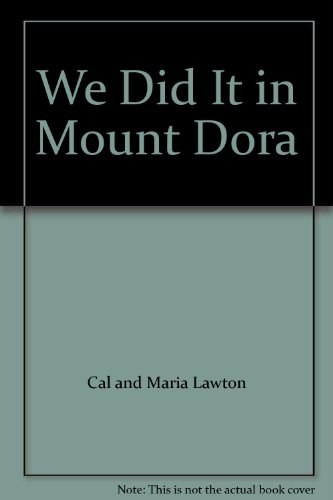 We Did It in Mount Dora PDF