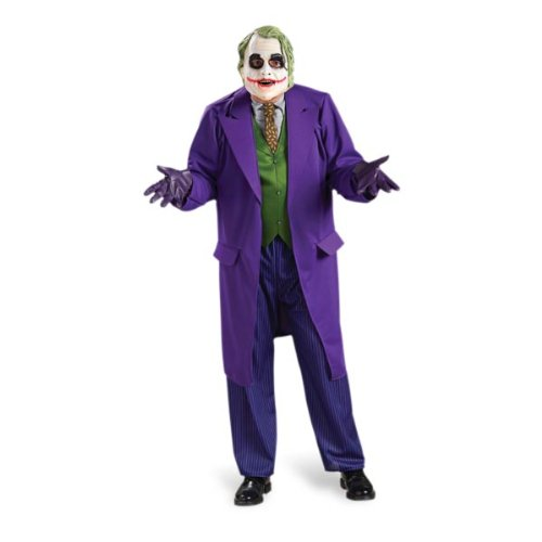 Batman The Joker - Deluxe Kost&#252;m - XL
