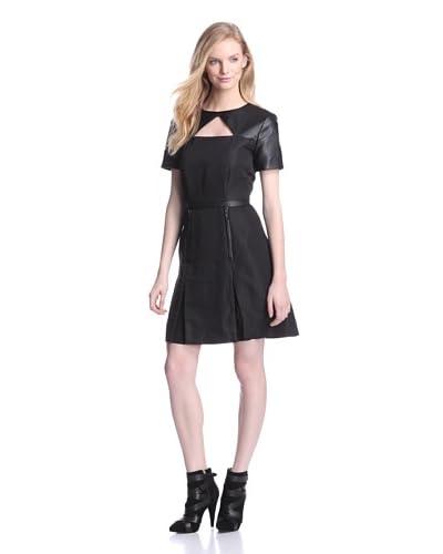 W118 by Walter Baker Women's Jordyn Cutout Dress  [Black]