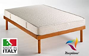 Queen sized Double Mattress 160 x 190 cm Hypoallergenic Mite resistant Aerated   Water Foam by Neoplano       reviews and more information
