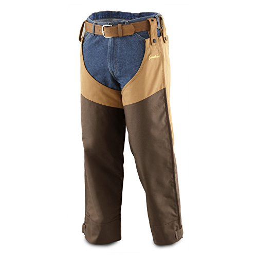 Gamehide Upland Series Heavy Chaps, L/XL (Briar Proof Pants compare prices)
