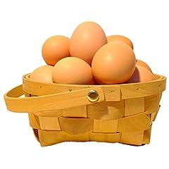 農家直送!たまご 北海道発、平飼いで育てた純国産鶏の有精卵 20個入り(1個あたり42円)