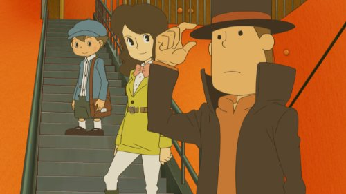 Professor Layton and The Azran Legacies  screenshot