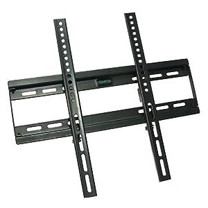 Nemaxx SK02 - Soporte de pared para televisor, color negro   Más información y revisión del cliente