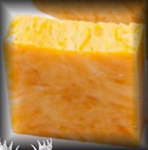 Florida Sunrise Soap - Organic - Handmade, All Natural - Vegan / 2 Bars