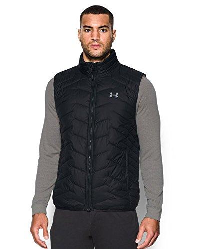 Under Armour Men's ColdGear Reactor Vest, Black (001), XX-Large