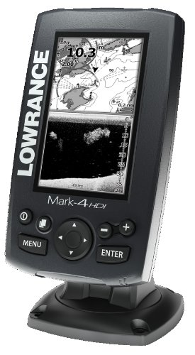 Lowrance MARK-4 HDI 83/200+455/800 Combo Plotter/Fishfinder