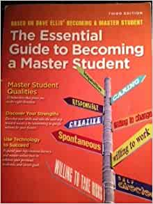 Essays on how to become a master student