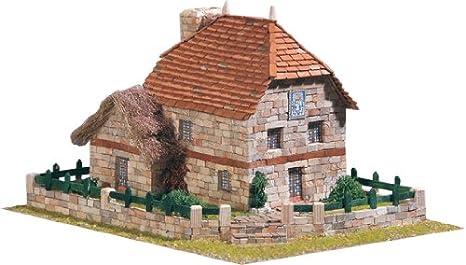 Maquette en céramique - Maison de campagne 2