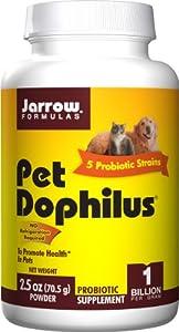 Pet Dophilus 2.5 oz Pwdr