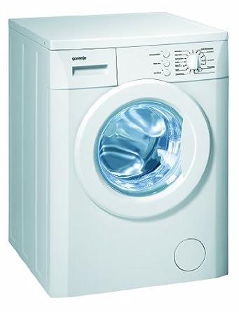 gorenje wa60120 waschmaschine aab 1200up 6 kg. Black Bedroom Furniture Sets. Home Design Ideas