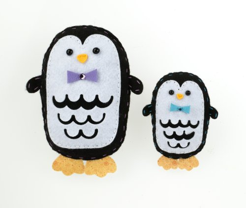 American Girl Crafts Sew and Stuff Kit, Penguins (American Doll Sewing Kit compare prices)