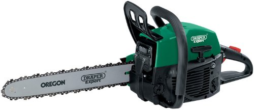 Draper Expert 45574 450 mm 46 cc Petrol Chain Saw