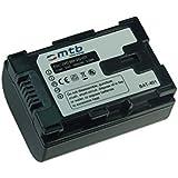 Batterie BN-VG107 pour JVC GZ-E... / -EX... / -HM... / -MS... / GX1... - voir liste!