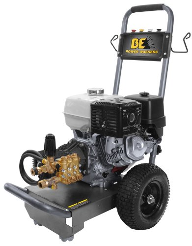 B E Pressure B4013Hjs Gas Powered Pressure Washer, Gx390, 4000 Psi, 4 Gpm front-95323