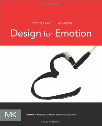 Design for Emotion 012386531X pdf