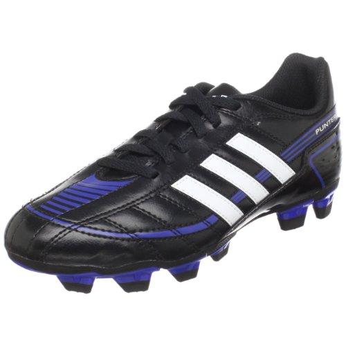 adidas Puntero VI TRX FG Soccer Cleat ,Black/Running White/T