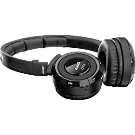 AKG K830BT High-End Wireless Headset with Bluetooth (Black) (Discontinued by Manufacturer)