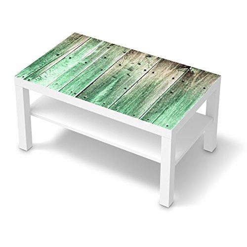 Mbel-Folie-Sticker-fr-IKEA-Lack-Tisch-90x55-cm-Klebefolie-Muster-Mbelfolie-selbstklebend-Einrichtung-aufpeppen-Raumgestaltung-Design-Motiv-Plaue-Planken