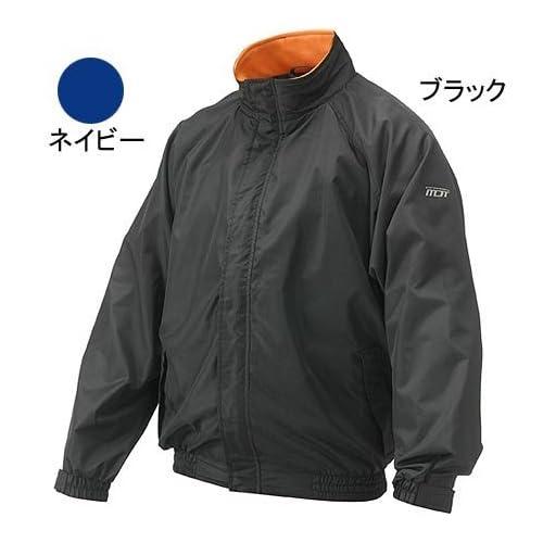 【メンズ】【ゴルフ用】 朝日ゴルフ ウィンドブレーカー MDWB-8933 ネイビー M