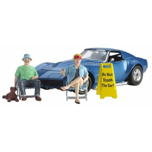 Amazon.com: Motorhead Miniatures 794 The Car Show- 1 to 18