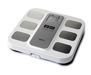 Omron Bf400 Body Composition Monitor And Bathroom Scale