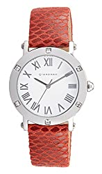 Giordano Analog White Dial Womens Watch - 2694-02
