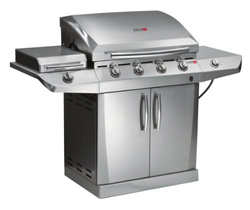 Char-Broil 463271309 M580 TRU 4-Burner TRU Infrared Gas Grill