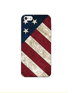 I phone 5 nkt12r (38) Mobile Caseby Mott2 - American Flag