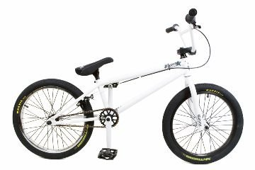 Colony Endeavor BMX Freestyle bike white 20.75 2008